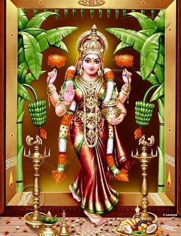 Lakshmi Pooja – for abundance